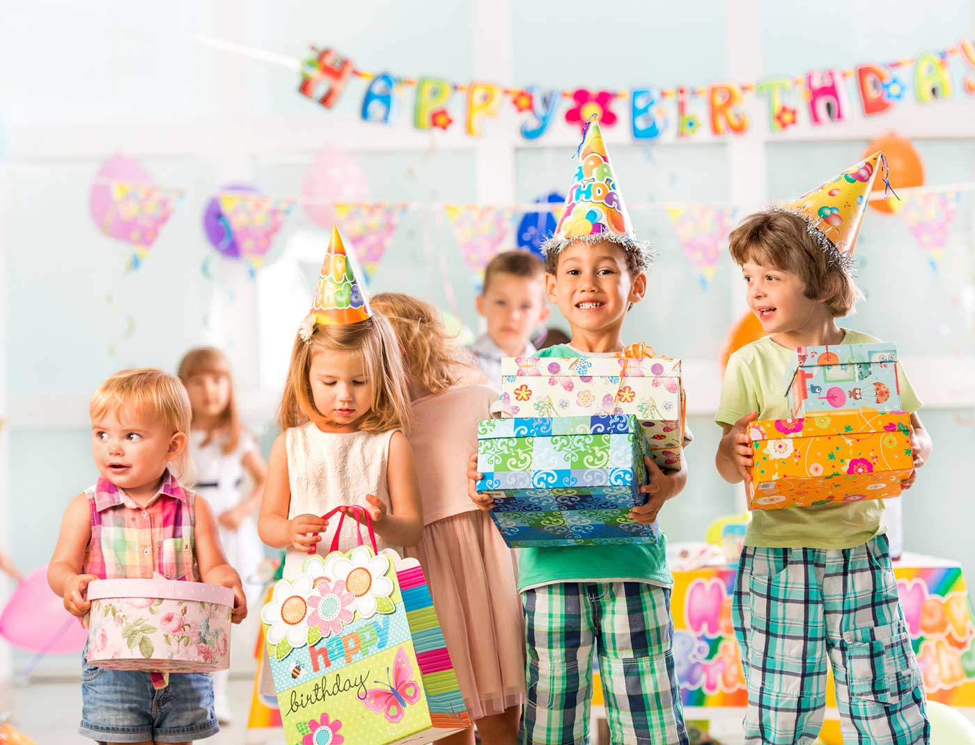 Birthday Poems For Kids