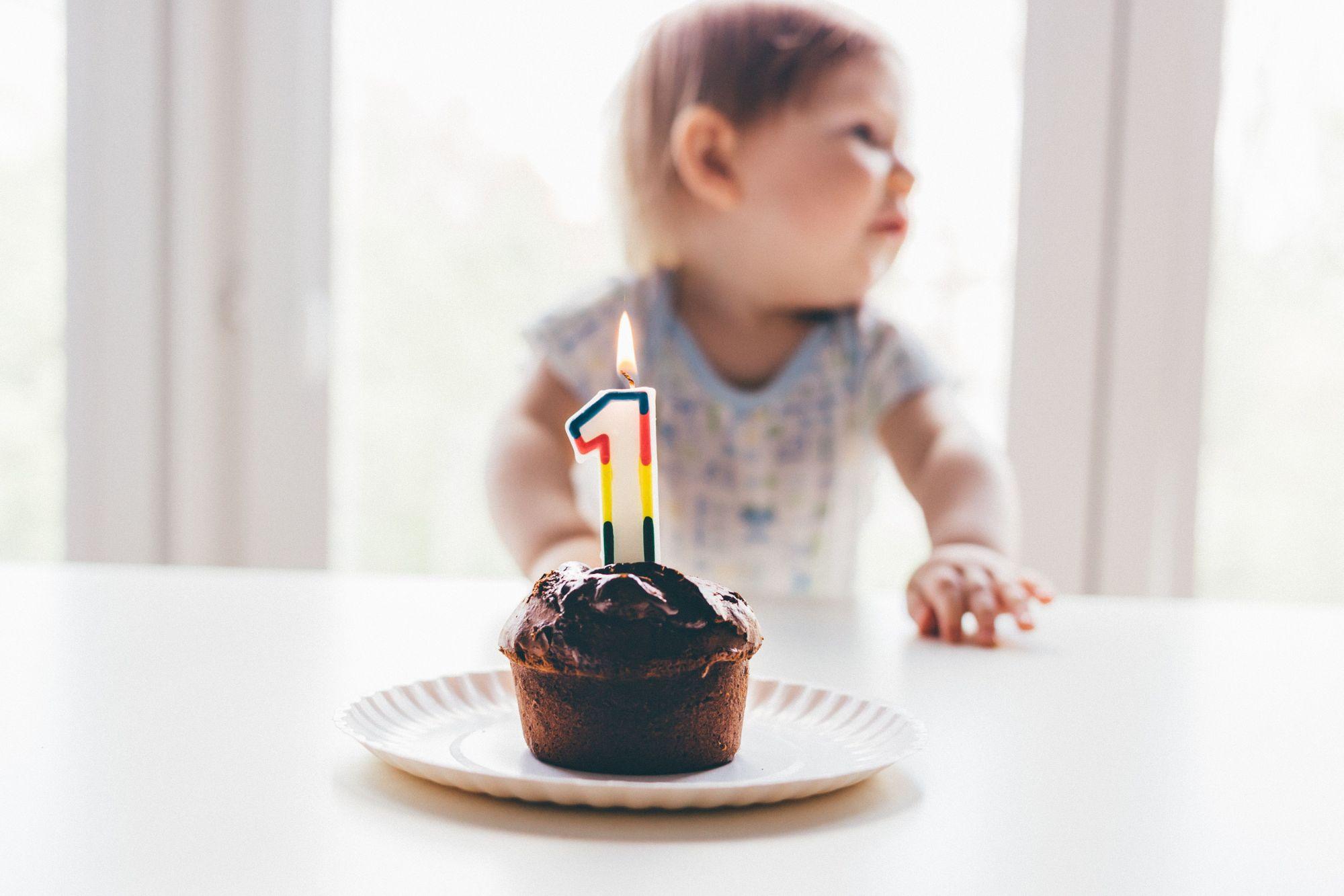 1st Birthday Poem for a Baby Boy