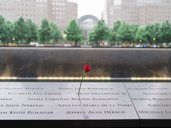 A Poem Dedicated to the 2977 Victims of 9/11 and Their Families and Friends